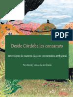 Desde Córdoba del contamos Libro