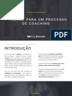 7 passos para um processo de coaching