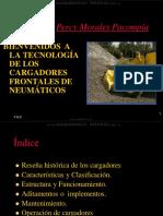 Curso Tecnologia Cargadores Frontales Clasificacion Caracteristicas Estructura Componentes Mantenimiento Operacion