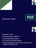 CASOS DA SEMANA - HPP
