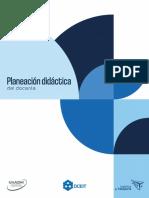 Planeación Didáctica. Unidad 1. Teoría de Colas