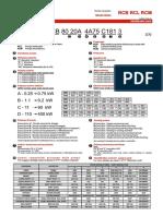 Catalog Robuschi RC