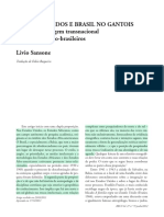 EUA Brasil NoGantois Livio Sansone