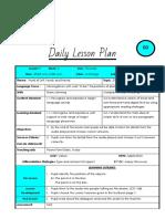 5 OMEGA LESSON 9