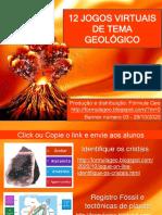 12 Jogos Sobre Geologia