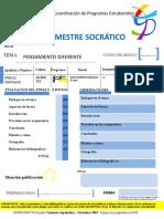 El Pensar Diferente-trimestre Socrático (Marco Delmoral)[1]