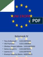 Uni Eropa - KELOMPOK  4 HOI