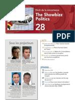 FORWARD, le magazine de la FEB, janvier 2011, le sommaire