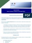 Sector Cultural e Criativo em Portugal