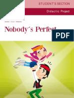 Nobody's Perfect_Tercer Ciclo de Primaria_Student's Section
