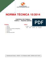 Nt 15 2014 Controle de Fumaca Parte 1 Regras Gerais
