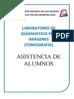 FORMATOS DE FOLDER ODONTOLOGIA