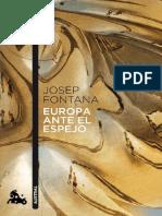 Fontana, Josep-Europa Ante El Espejo