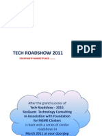 Technology Roadshow 2011