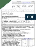 1 . Exercices de fixation 2BAC Fr