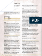 D&D Next - Starter Set - Lost Mine of Phandelver (Appendix B, Monsters) (d20) (Ingles) (OCR)
