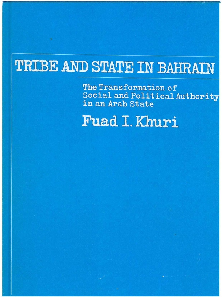 Tribe And State In Bahrain Persian Gulf Diagram Showing Newstyle Wire T1 White With Blue Mark R1