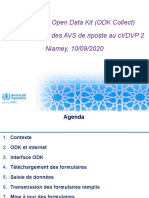 AVS_Instructions for ODK FRv2 Niger