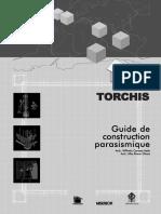 Torchis Guide de Construction Parasismique
