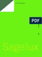 202103 Sagelux Luxiona Catálogo 2021 Es