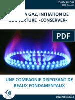 AFG -Une Compagnie Disposant de Beaux Fondamentaux - Conserver