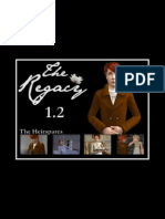 The Regacy Chapter 1.2 ... The Heir Spares