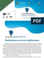 Programma Infinitamente Verona 2011