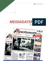grafenwoehr.com Zeitung / Newspaper -  Mediadaten 2011