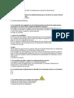 Examen del tema 5 de dispensación de productos farmacéuticos