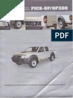 Руководство По Эксплуатации, Обслуживанию и Ремонту Nissan PickUp D22_NP-300