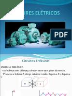 Aula IV - Motores Elétricos