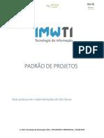 IMWTI - Padrão de Projeto