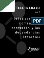 Teletrabajo Vol.1 - Prácticas para comenzar y conversar, y las dependencias laborales
