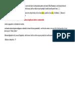 Aplicatii Pe Textul Lui Dinicu Golescu