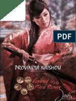 A Lenda Dos Cinco Anéis - Província Naishou - Biblioteca Do Duque