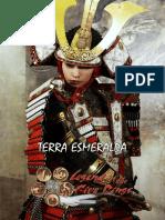 A Lenda Dos Cinco Anéis - Terra Esmeralda - Biblioteca Do Duque