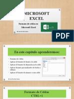 Formatos de Celdas en Microsoft Excel