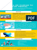 Infografia promocion salud mental