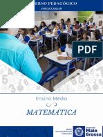 prova SAEB - 3º Ano Ensino Médio Prof Mat