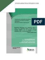 Beneficios tributarios en el impuesto sobre la renta, en el impuesto sobre la renta para la equidad CREE y en el impuesto al valor agregado (IVA) - año gravable 2014