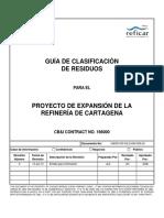 16. Guía - Clasificación de Residuos