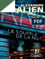 Alexandre Galien – Le souffle de la nuit (2020)