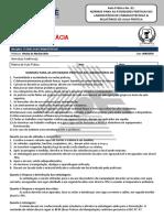 Roteiro Aula Prática No 01 NORMAS PARA AS ATIVIDADES PRÁTICAS NO LABORATÓRIO 2020_I