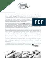 Manual Dana de Montagem de Motores você
