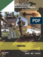 EB20-MC-10.204 - Manual de Logística EB