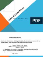 MEDIDAS ESTADISTICAS (2)