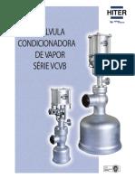 VÁLVULA CONDICIONADORA DE VAPOR SÉRIE VCVB