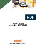 Manual Tecnico Serigrafia