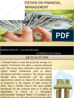 PRESENTATION ON FINANCIAL MANAGEMENT - Copy124524