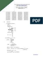 Kunci Jawaban Soal Ujian Sekolah Kimia Tahun 2020-2021 Paket C Sinau-Thewe